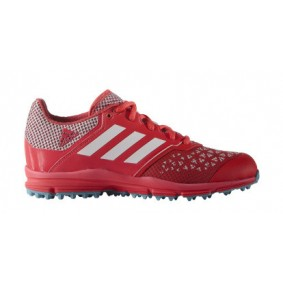 Adidas Brandshop - Adidas hockeyschoenen - Hockey outlet - Hockeyschoenen - Hockeyschoenen sale / outlet - Senior hockeyschoenen -  kopen - Adidas Zone Dox Pink-Light Blue | 25% DISCOUNT DEALS