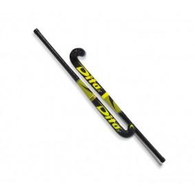 Dita hockeysticks - kopen - Dita Fibertec C40 Mid Bow Yellow