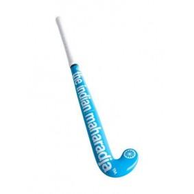 Brandshops - Goedkope hockeysticks - outlet - Hockeysticks - Indian Maharadja - Indian Maharadja Brandshop - Junior sticks -  kopen - Indian Maharadja Gravity Junior Pro Blue | 40% DISCOUNT DEALS