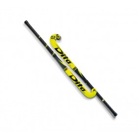 Dita hockeysticks - Zaalhockeysticks - kopen - Dita MegaPro C20 J-Shape L-Bow ZAALHOCKEYSTICK Leverbaar vanaf 1 oktober