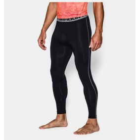 Hockeykleding - Thermokleding -  kopen - Under Armour HeatGear Armour Compression Legging – Black