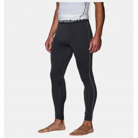 Hockeykleding - Thermokleding -  kopen - Under Armour Coldgear Armour Compression Legging – Black
