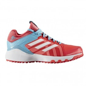 Adidas Brandshop - Adidas hockeyschoenen - Hockey outlet - Hockeyschoenen - Hockeyschoenen sale / outlet - Senior hockeyschoenen -  kopen - Adidas Hockey Lux Pink-Light Blue | 25% DISCOUNT DEALS