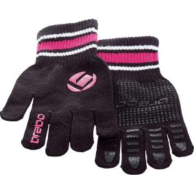 Hockeyhandschoenen - Protectie - Winterhandschoenen -  kopen - Brabo winterglove JR roze ACTIE