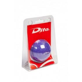 Hockeyballen - Hockeyballen particulieren - kopen - Dita bal in blister Purple glitter