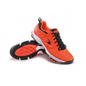 Dita hockeyschoenen - Hockeyschoenen -  kopen - Dita LGHT 500 Fluo Red / Black