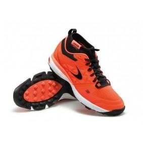 Dita hockeyschoenen - Hockeyschoenen -  kopen - Dita LGHT 700 High Footglove Fluo Red / Black