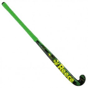 Hockeysticks - Junior sticks - Reece -  kopen - Reece RX 60 Junior Wood – Army Green | Pre order! Levering eind juli!