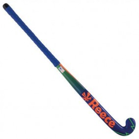 Hockeysticks - Junior sticks - Reece -  kopen - Reece RX 60 Junior Wood – Royale/Orange | Pre order! Levering eind juli!