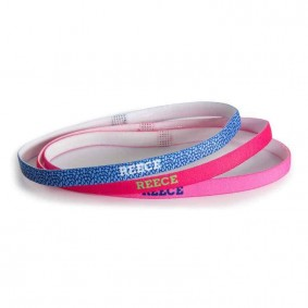 Hockeykleding - Sportbh's, haarbanden en overig -  kopen - Reece Hairbands Roze Blauw
