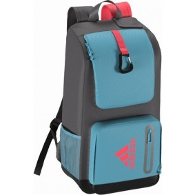 Adidas Brandshop - Rugzakken - kopen - Adidas Hockey Backpack Blue-Pink | 25% DISCOUNT DEALS!