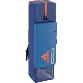 Adidas Brandshop - Sticktassen -  kopen - Adidas Hockey Kitbag Blue Orange