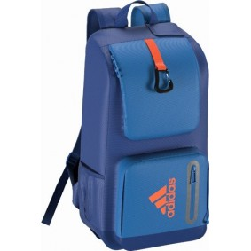 Adidas Brandshop - Rugzakken - kopen - Adidas Hockey Backpack Blue-Orange | 25% DISCOUNT DEALS!