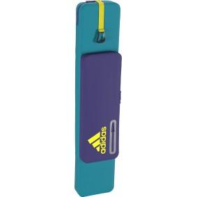 Adidas Brandshop - Hockeytassen - Sticktassen -  kopen - Adidas HY Stick Bag Blue/Yellow   Direct leverbaar!