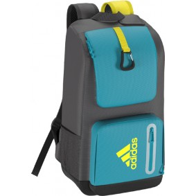 Hockeytassen - Rugzakken - Adidas Brandshop -  kopen - Adidas HY Back Pack Blue/Yellow | Direct leverbaar!