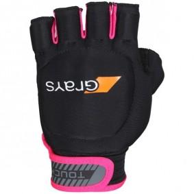 Hockeyhandschoenen - Protectie -  kopen - Grays Touch Glove Links Roze