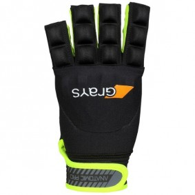 Hockeyhandschoenen - Protectie - kopen - Grays Anatomic Pro Glove Links Neongeel