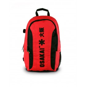 Brandshops - Hockeytassen - Osaka hockey - Overig - Rugzakken - kopen - Osaka SENIOR LARGE BACKPACK – RED / BLACK | 25% DISCOUNT DEALS