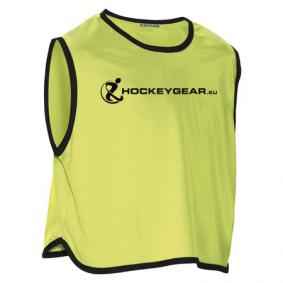 Clubmaterialen bulk - Hockey accessoires - Hockeygear shop - Referee, coach en trainer -  kopen - Hockeygear.eu trainings overgooier Fluo Geel