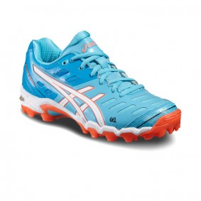 Asics hockeyschoenen - Hockey outlet - Hockeyschoenen - Hockeyschoenen sale / outlet -  kopen - Asics Gel-Hockey Typhoon 2 Women | 25% DISCOUNT DEALS