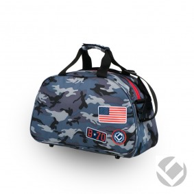 Hockeytassen - Shoulderbags - kopen - Brabo Shoulderbag A/B/C Camo | Pre order! Levering begin juli!