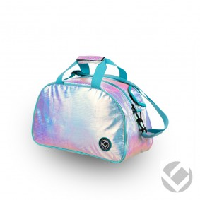 Hockeytassen - Shoulderbags - kopen - Brabo Shoulderbag Pearlescent Aqua | Pre order! Levering begin juli!