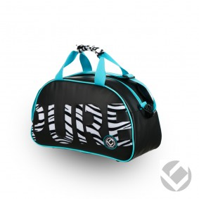 Hockeytassen - Shoulderbags - kopen - Brabo Shoulderbag Pure Zebra | Pre order! Levering begin juli!