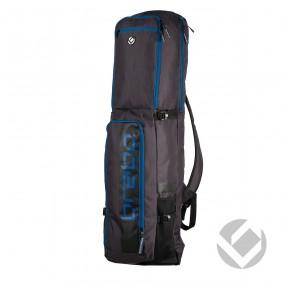 Hockeytassen - Sticktassen -  kopen - Brabo Stickbag Traditional Black/Blue
