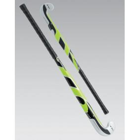 Hockeysticks - Junior sticks - Sticks - TK - kopen - TK Synergy S Junior Late Bow Zwart Lime | 40% DISCOUNT DEALS