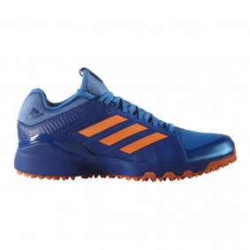 Adidas Brandshop - Adidas hockeyschoenen - Hockey outlet - Hockeyschoenen - Hockeyschoenen sale / outlet - Senior hockeyschoenen -  kopen - Adidas Hockey Lux Blue-Orange | 25% DISCOUNT DEALS