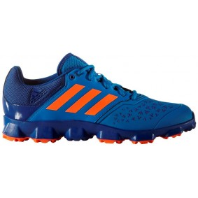 Adidas Brandshop - Adidas hockeyschoenen - Hockey outlet - Hockeyschoenen - Hockeyschoenen sale / outlet - Senior hockeyschoenen -  kopen - Adidas Flex II Blue-Orange | 25% DISCOUNT DEALS