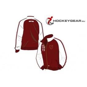 Hockey trainingsjassen - Hockeykleding - Kleding bedrukken -  kopen - Trainingsjassen bedrukken