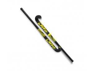 Dita hockeysticks - Hockeysticks -  kopen - Dita FiberTec C45 Low Bow Yellow