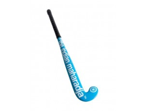 Hockeysticks - Indian Maharadja - Indian Maharadja Brandshop - Pre order - Sticks - The Indian Maharadja zaalhockeysticks - Zaalhockeysticks - kopen - Indian Maharadja Indoor Gravity Pro Blue Junior Zaalhockeystick ACTIE