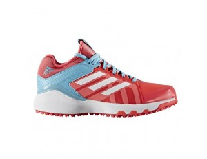 Adidas Brandshop - Adidas hockeyschoenen - Hockeyschoenen - Senior hockeyschoenen -  kopen - Adidas Hockey Lux Pink-Light Blue