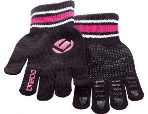 Hockeyhandschoenen - Protectie - Winterhandschoenen - kopen - Brabo winterglove TEENsize roze ACTIE
