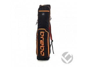 Hockeytassen - Sticktassen -  kopen - Brabo Stickbag Team TC zwart oranje
