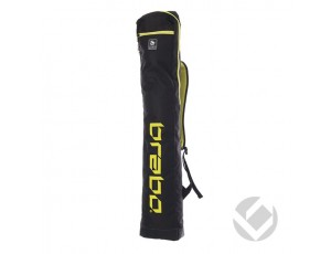 Hockeytassen - Sticktassen -  kopen - Brabo Stickbag Storm Black/Green