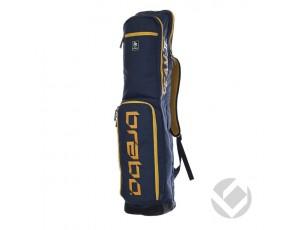 Hockeytassen - Sticktassen -  kopen - Brabo Stickbag Team TC Blue/Yellow