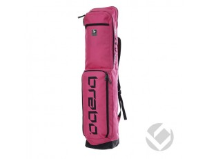 Hockeytassen - Sticktassen -  kopen - Brabo Stickbag Team Traditional Pink