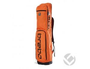 Hockeytassen - Sticktassen -  kopen - Brabo Stickbag Team TC Orange (Uitverkocht)