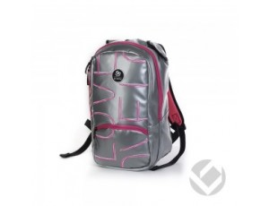 Hockeytassen - Rugzakken - kopen - Brabo Backpack Junior Love Silver