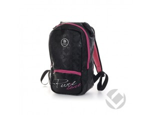 Hockeytassen - Rugzakken - kopen - Brabo Backpack Junior Pure Love Black