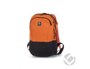 Hockeytassen - Rugzakken - kopen - Brabo Backpack Junior Traditional Orange/Black