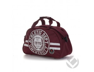 Hockeytassen - Shoulderbags - kopen - Brabo Shoulderbag Athletic dept. Burgundy