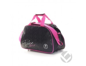 Hockeytassen - Shoulderbags - kopen - Brabo Shoulderbag Pure Love Black
