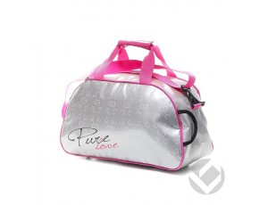 Hockeytassen - Shoulderbags - kopen - Brabo Shoulderbag Pure Love Silver