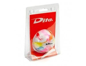 Hockeyballen - Hockeyballen particulieren - kopen - Dita bal in blister Rainbow