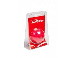 Hockeyballen - Hockeyballen particulieren - kopen - Dita bal in blister Pink glitter