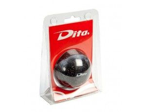 Hockeyballen - Hockeyballen particulieren - kopen - Dita bal in blister Black glitter